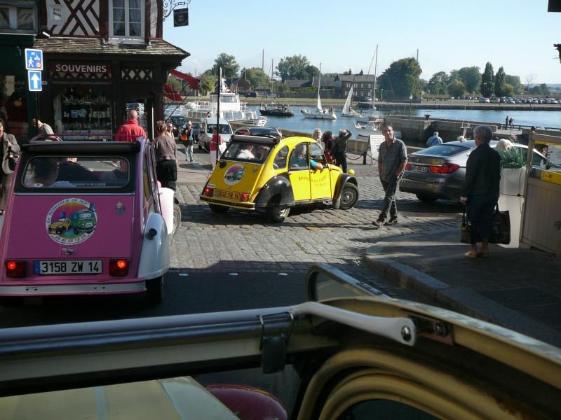 Rallye 2 chevaux